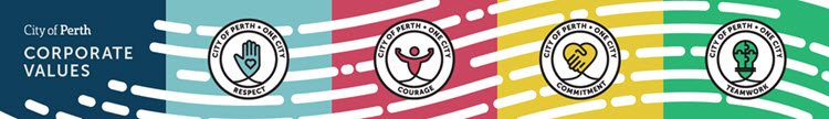 City of Perth Corporate Values